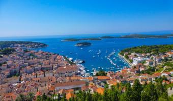 One Day in Hvar, Croatia