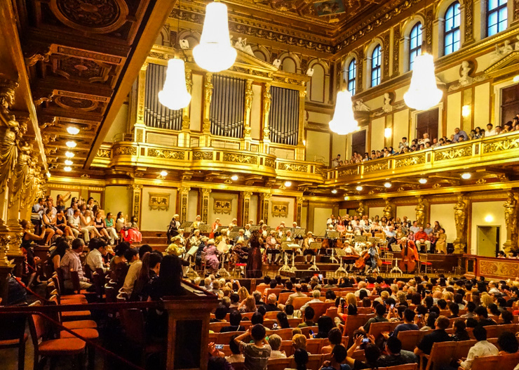Vienna State Opera Closed Go To Musikverein Mozart Show