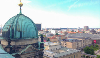 One Day in Berlin, Germany