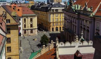 Bratislava -- a romantic European city to get lost in.