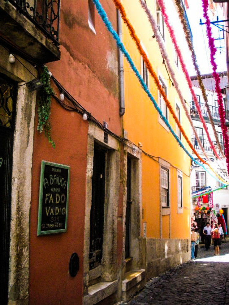 The Alfama District and Fado in Lisbon are an ideal recipe for romance in Europe.