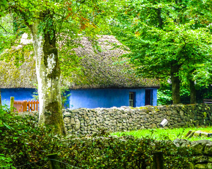 Bunratty Medieval Village, Ireland