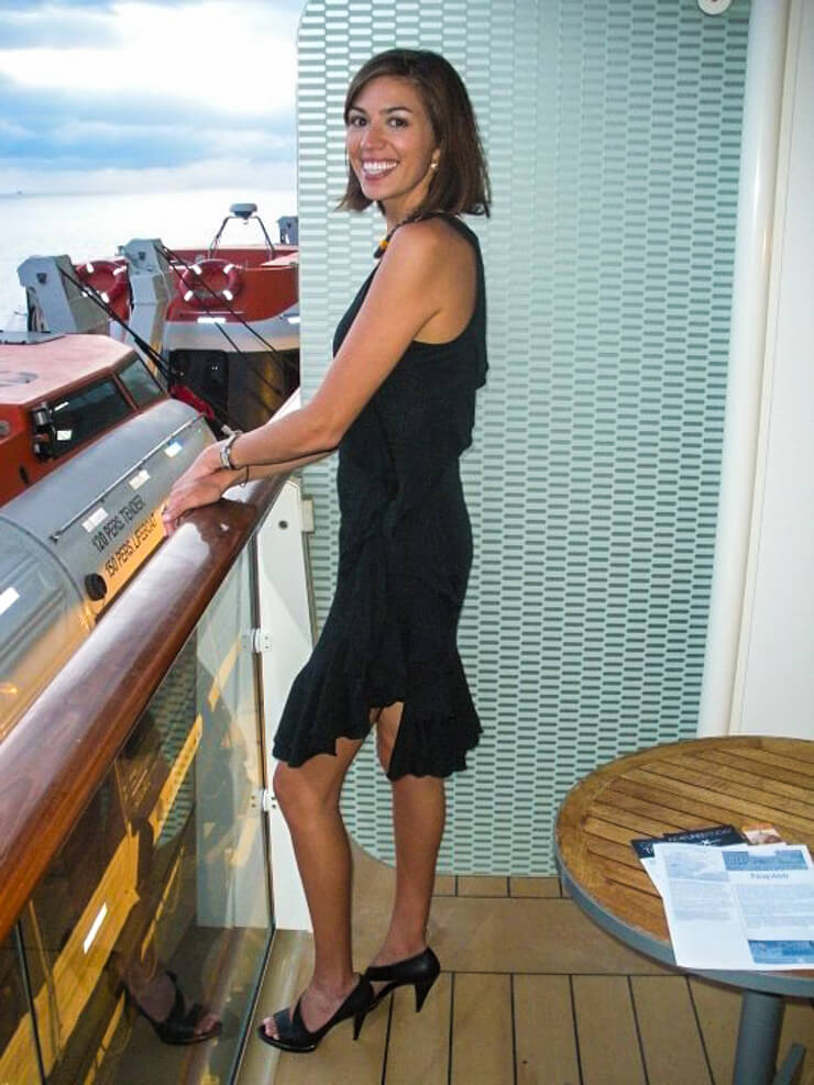 What to pack for a mediterranean cruise for Balcony on cruise ship