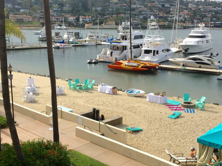 Boating is one of the top things to do on Shelter Island California