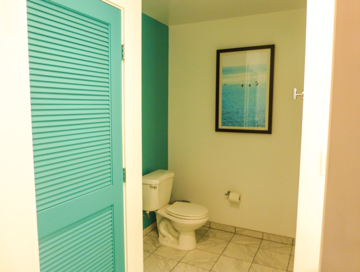 Kona Kai Resort Bathroom | Shelter Island San Diego CA