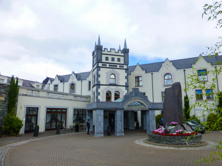 Muckross Park Hotel and Spa in Killarney, Ireland.