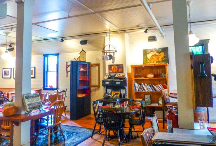 Grange Cafe, Duvall