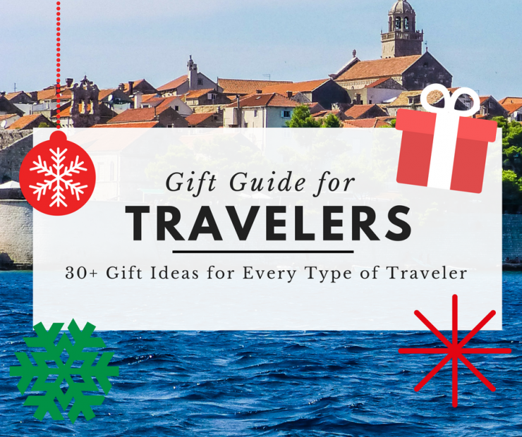 Over 30 travel gift ideas for every type of traveler, including frequent fliers, hikers, parents, men, backpackers, campers, female travelers, and more. Click through and start shopping for the perfect gift to give the traveler in your life.