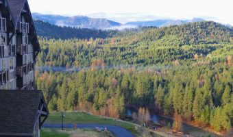 Suncadia Resort in Cle Elum, Washinton amidst the Cascade Mountains