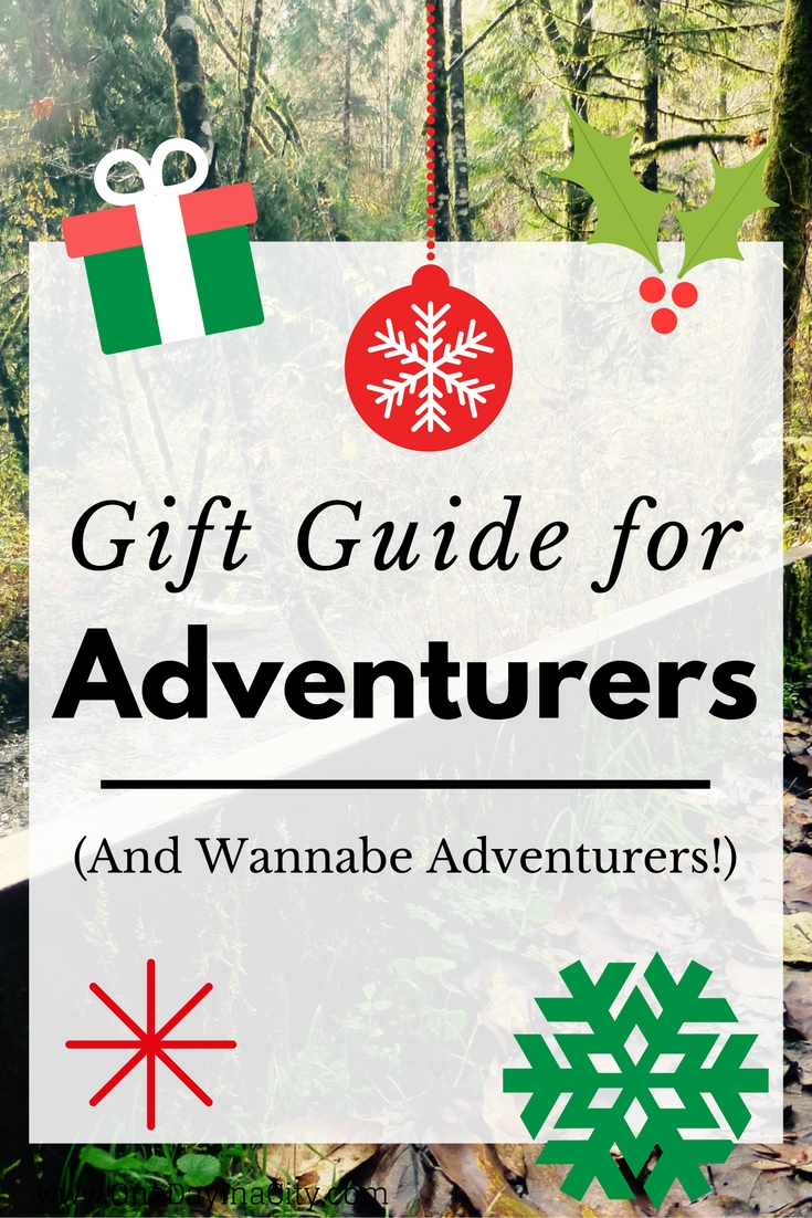 Gift Guide for Adventurers: Gift Ideas for Campers, Hikers, Backpackers and More