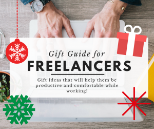 Gift Guide for Freelancers