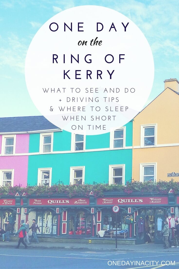 One Day On The Ring Of Kerry Best Things To Do For An Unforgettable Day