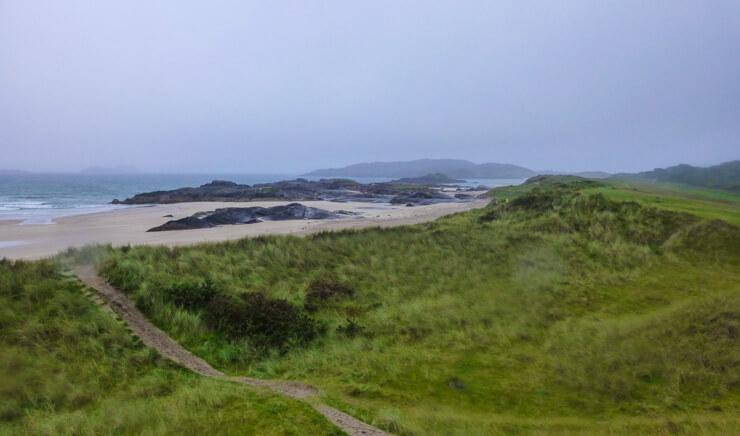 Scenic Derrynane Beach