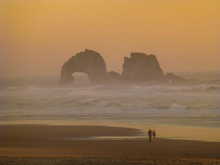 One Week in Rockaway Beach, Oregon
