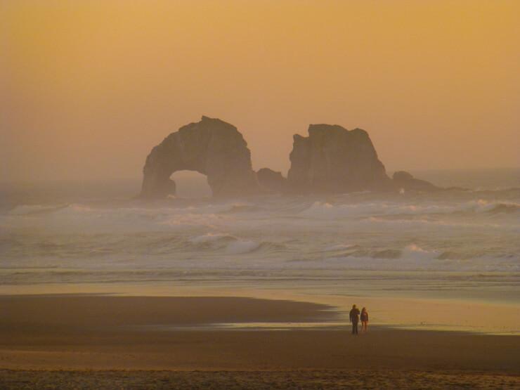 Rockaway Beach, Oregon