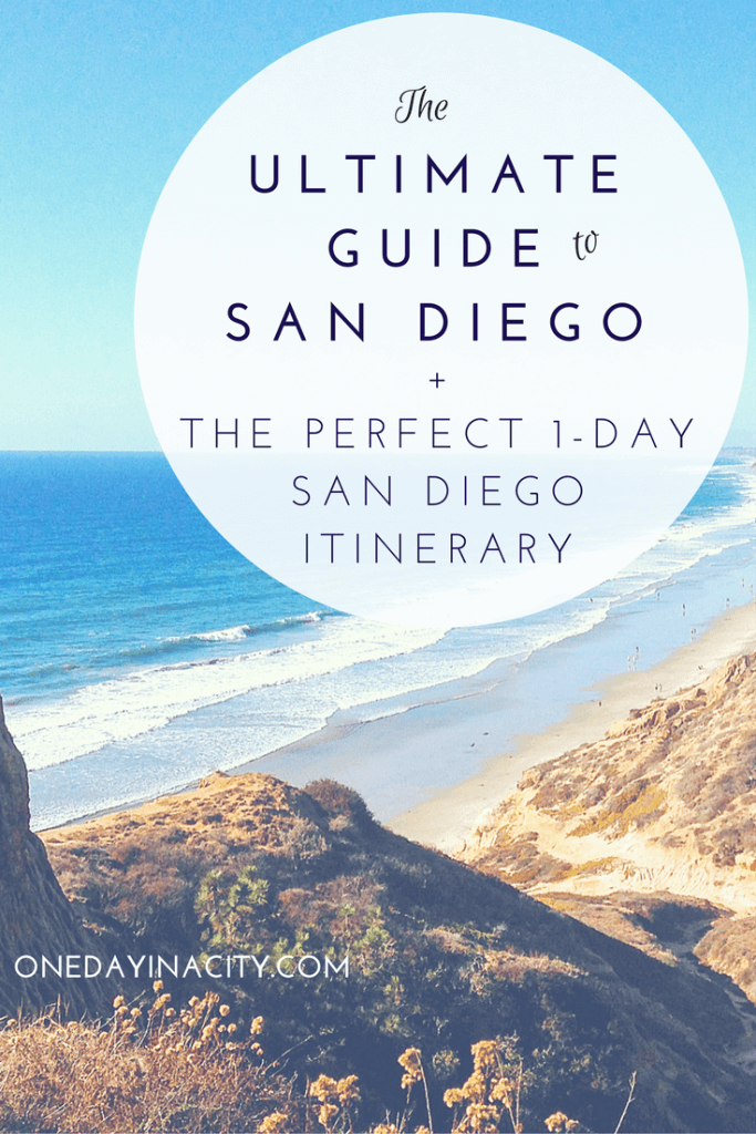 The ultimate guide to San Diego with a top 10 list for things to do in San Diego, plus a detailed itinerary for how to spend one day in San Diego. This travel guide is nearly 7,000 words long and is full of tips from transportation to sightseeing to dining and more.