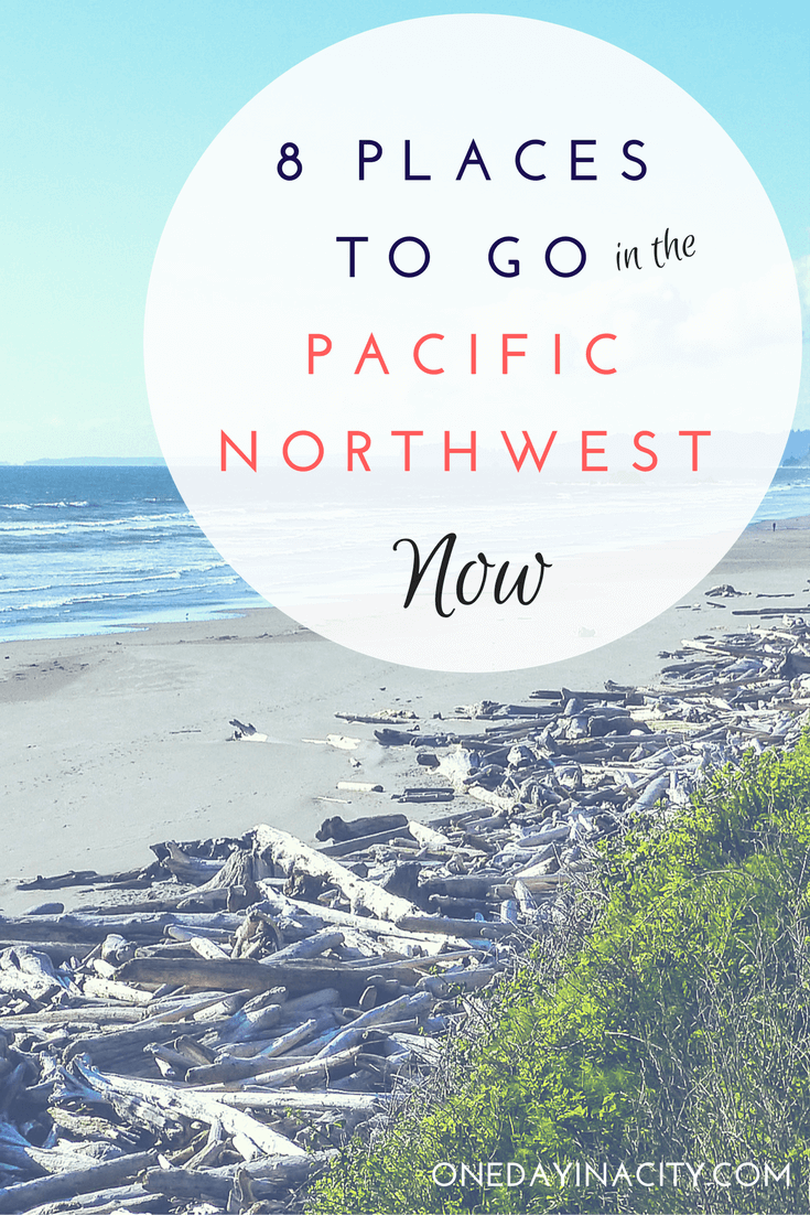 A Pacific Northwest local shares the 8 places in the Pacific Northwest you should visit NOW. | Things to Do in Oregon and Washington
