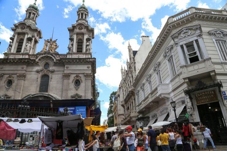 San Telmo Market: A Buenos Aires Local's Favorite