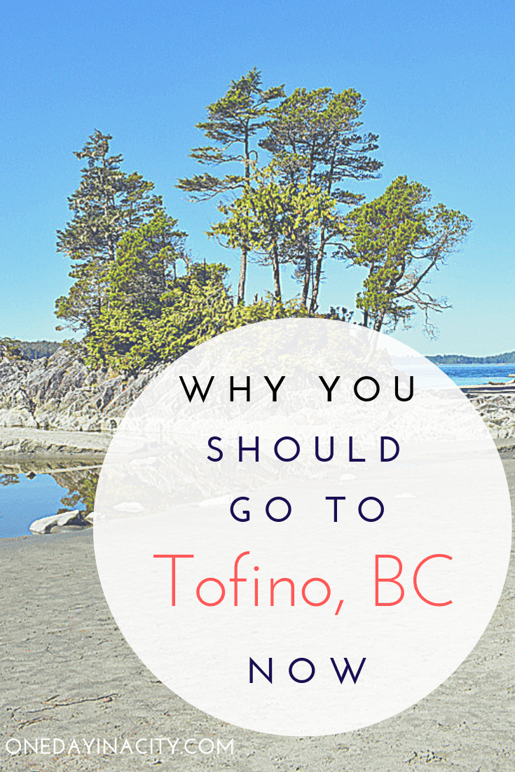 Is Tofino the West Coast's Best Kept Secret? Find out why I think it is and what makes it so special, and why you should visit sooner than later before the rest of the world starts catching onto the wonders of Tofino, British Columbia!