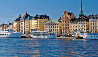 One Day in Stockholm, Sweden