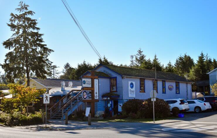 Salt Souvenir Shop in Tofino, British Columbia