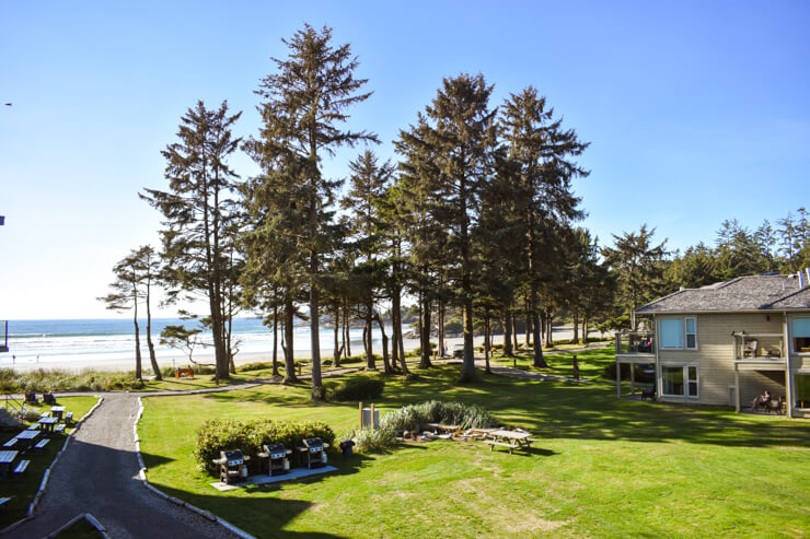 Pacific Sands Beach Resort in Tofino, a perfect Vancouver Island stay.