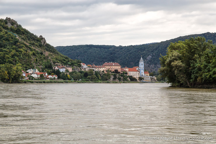 Wachau Valley in Austria is one of the best day trips from Vienna.
