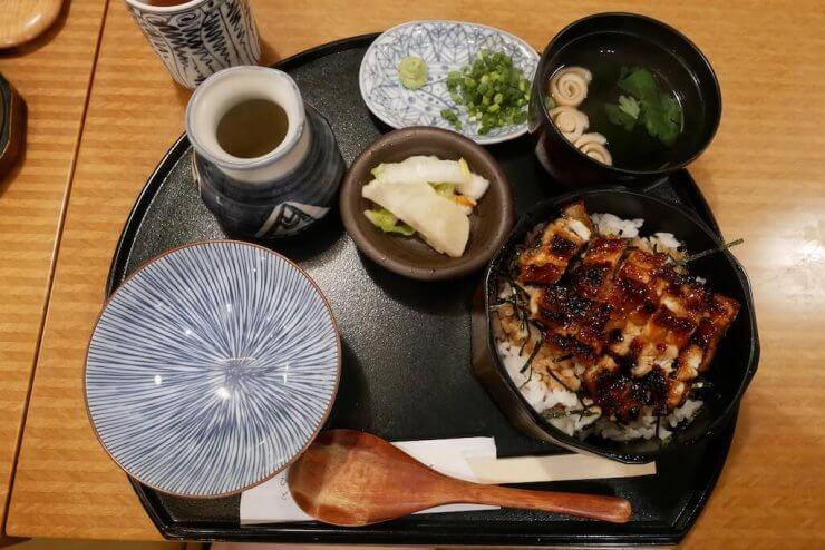 Hitsumabushi at Hitsumabushi Inou Sakae Nagoya