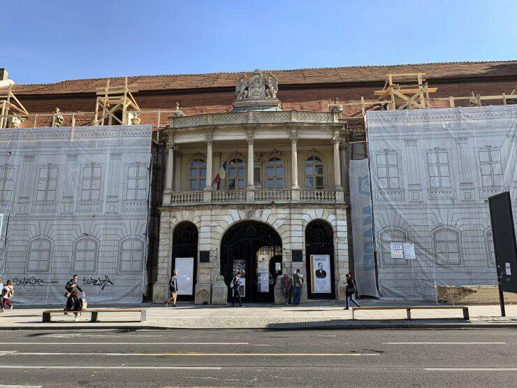Cluj Banffy Palace