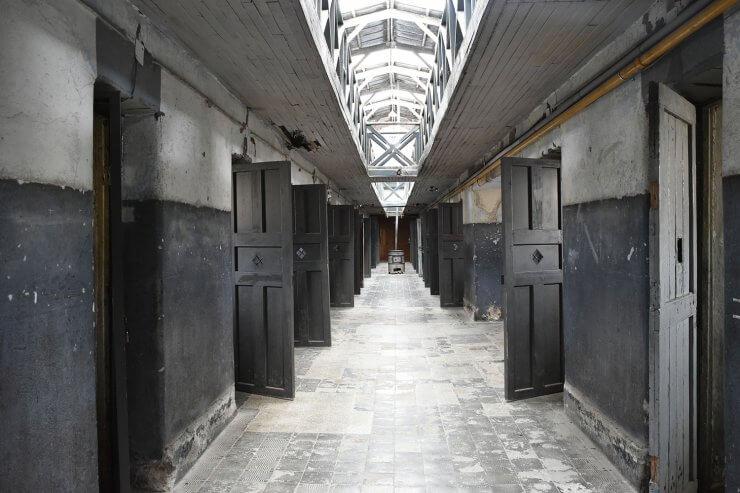 Prison Museum in Ushuaia, Argentina