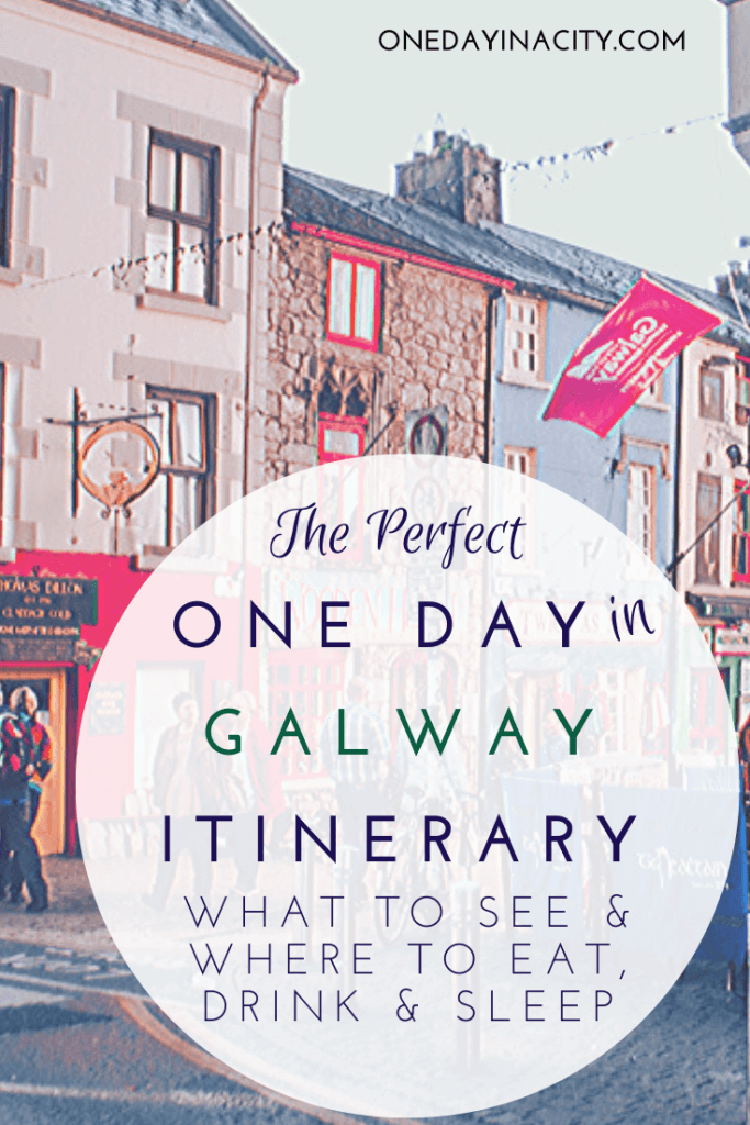 Don't spend your one day in Galway doing the wrong things. Learn exactly what to do for a fun-filled, unforgettable day with local tips.