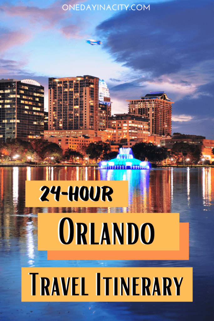 An Orlando local shares ideas for how to spend one day in Orlando. From alligators to entertainment complexes to dinner with a show, learn all of Orlando's top things to do from someone who knows it best.
