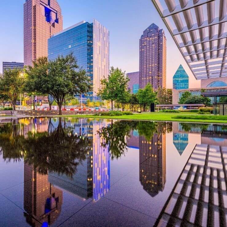 Dallas West End Historic District is a great place to base yourself if you have just one day in Dallas to spend.