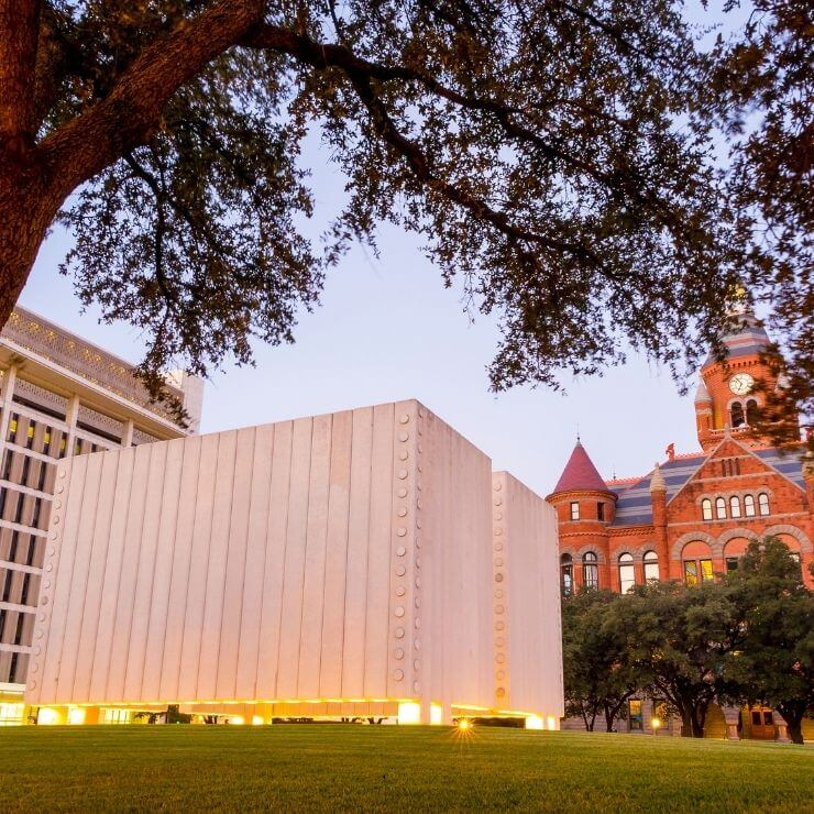 Dallas JFK Memorial