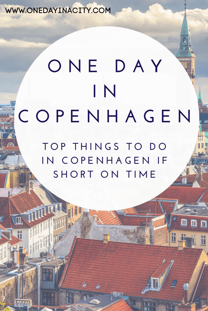 Short on time in Copenhagen? This one day in Copenhagen itinerary will have you filling your day with the best things to do and see.
