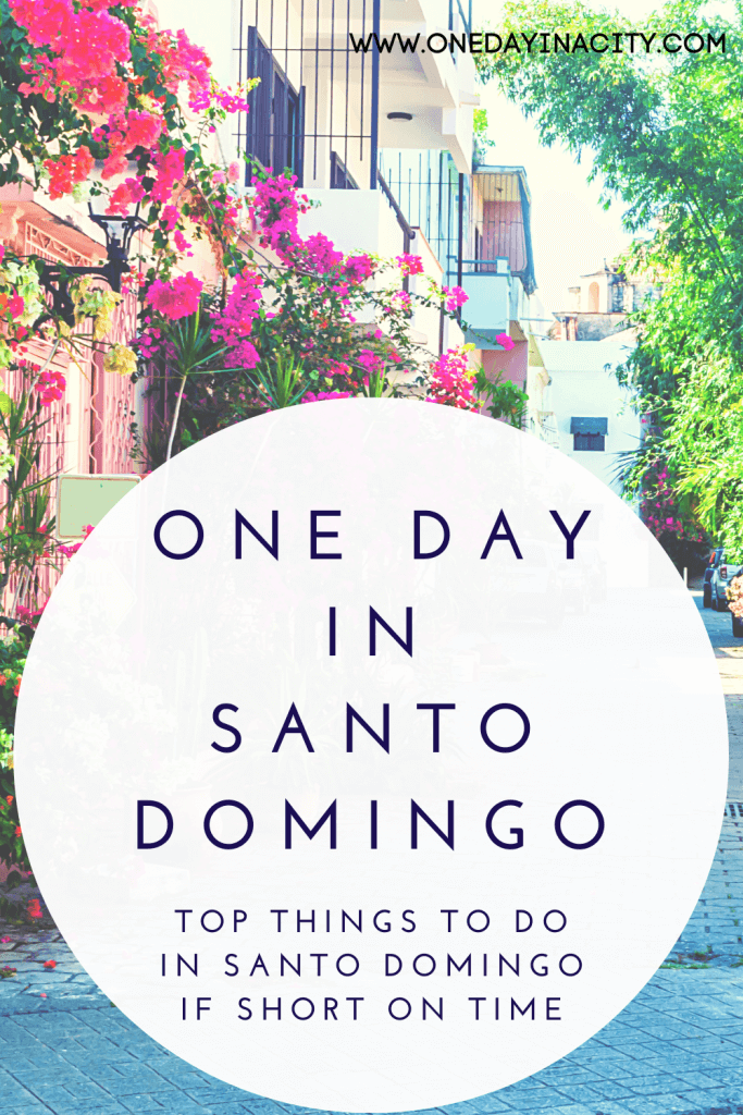 If you're looking for the perfect one day in Santo Domingo itinerary, then you're in the right place. Today, Chris is sharing his recommendations about the top things to do when short on time. He lives in Santo Domingo part-time so knows all about this gorgeous city in the Dominican Republic and the best way to spend 24 hours there!