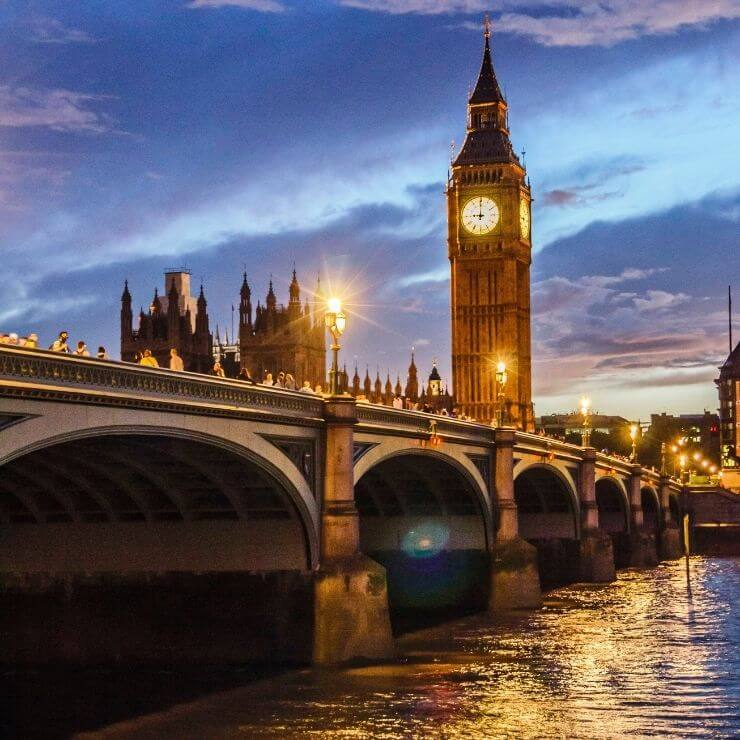 Big Ben is a must-see during 24 hours in London