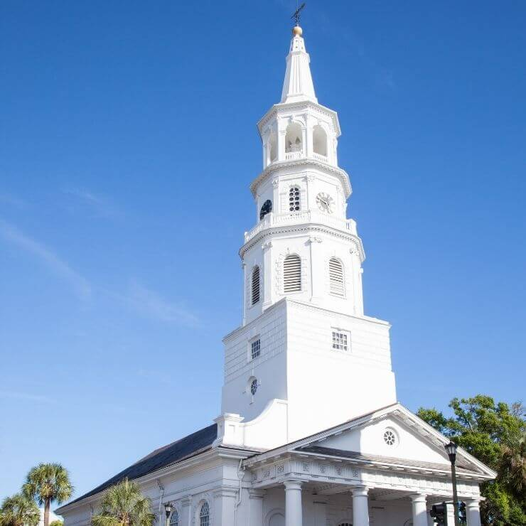 St. Michaels Church is must-see attraction in Charleston