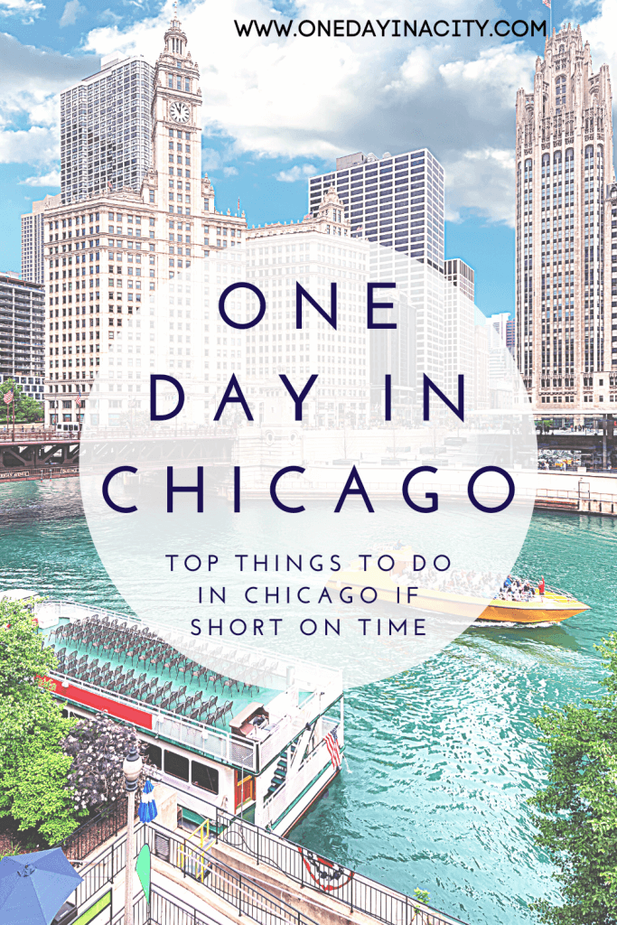 Get a local's perspective on how to spend the perfect 24 hours in Chicago. This one day in Chicago itinerary has all the top things to do and see if short on time.