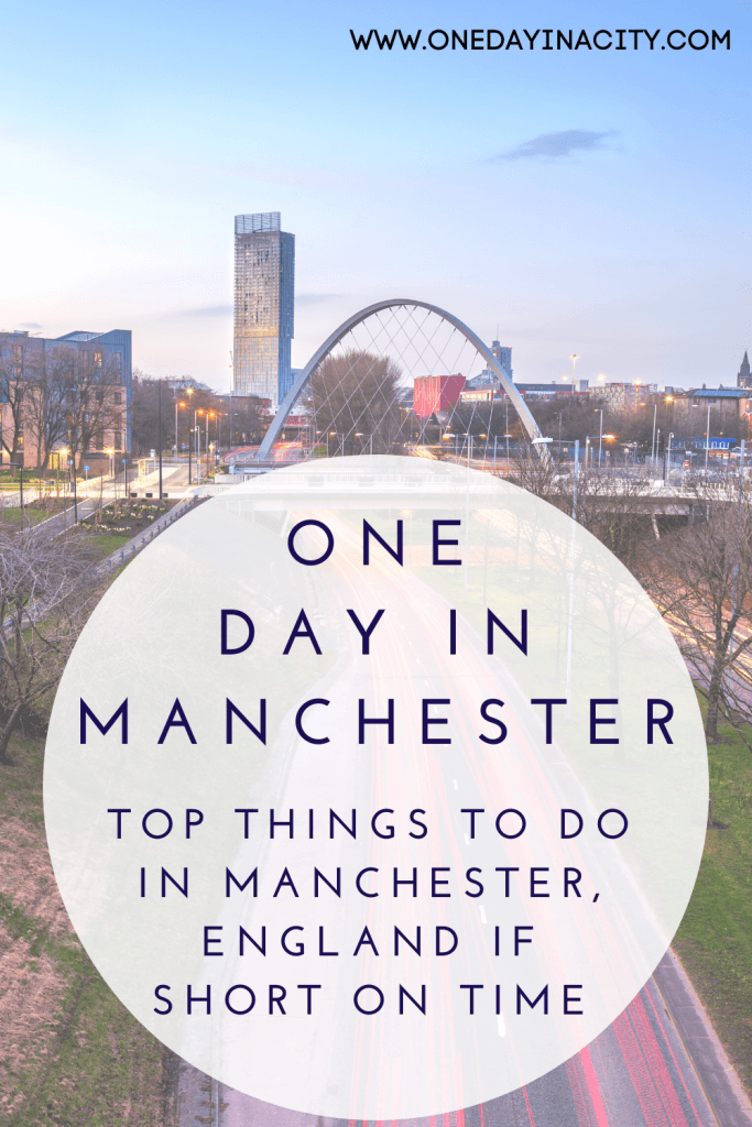 This expertly put-together One Day in Manchester itinerary will give you the chance to see Manchester's main sites while also experiencing its culture, culinary scene, and nightlife.