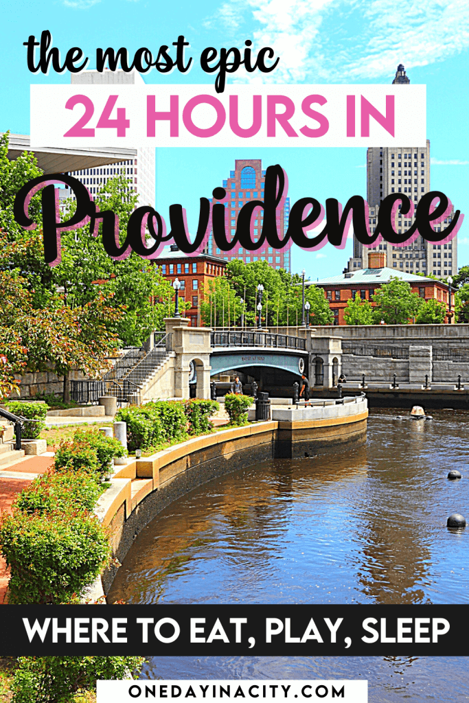 The ultimate guide for spending 24 hours in Providence, Rhode Island, written by a New Englander. Find out the top things to do, see, eat, and drink. Plus, tips on where to stay overnight in Providence.