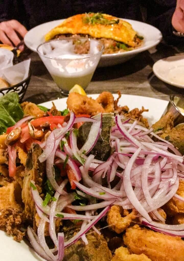 Los Andes is an excellent seafood restaurant to dine at during a trip to Providence, Rhode Island.