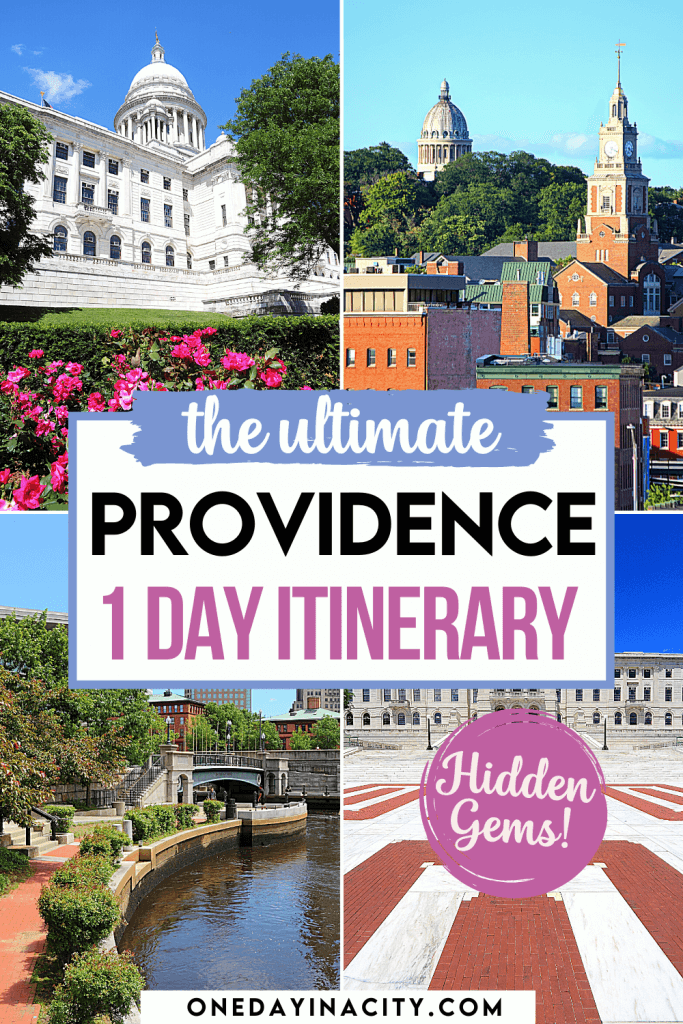 The ultimate guide for spending a day in Providence, Rhode Island, written by a New Englander. Find out the top things to do, see, eat, and drink. Plus, tips on where to stay overnight in Providence.