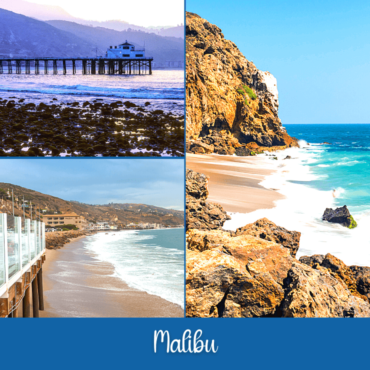 Malibu is a great place for a girls getaway thanks to its oceanfront restaurants, beaches, and scenic pier.