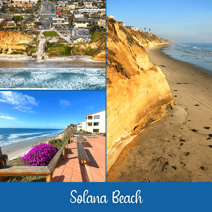 Solana Beach is a hidden gem in San Diego County with remote beaches, fun restaurants and bars, and beautiful views, making it perfect for a girls trip.