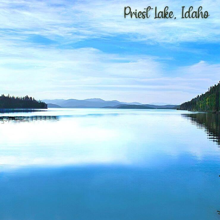 Escape to the tranquility of Priest Lake with a trip to this PNW secret spot in the US.