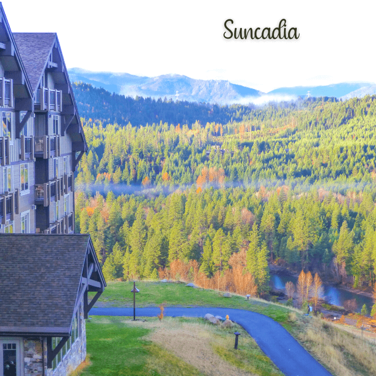 Suncadia is a resort destination that makes for an epic girls trip in Washington State.
