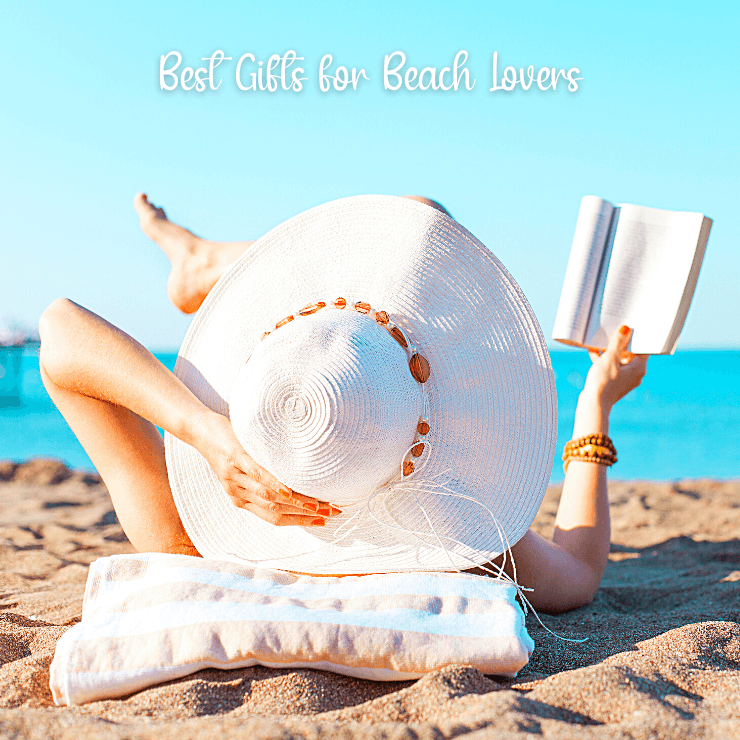 The best beach lover gifts. From functional to fun, these beach gifts are sure to be a hit with the recipient.
