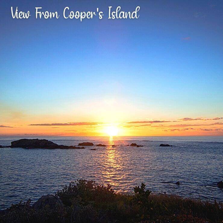 Cooper's Island in Bermuda
