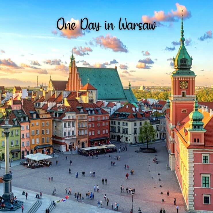 If you have just one day in Warsaw, Poland, use your travel time wisely and spend a lot of your time in Old Town. This expert guide shares the top things to do in Warsaw in 24 hours.